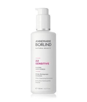 Annemarie Börlind ZZ Sensitive System Anti Stress Mild Reinigungscreme für Damen und Herren