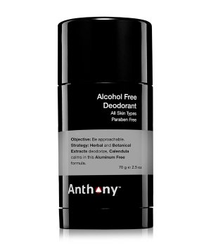 Anthony Alcohol Free  Deodorant Stick für Herren