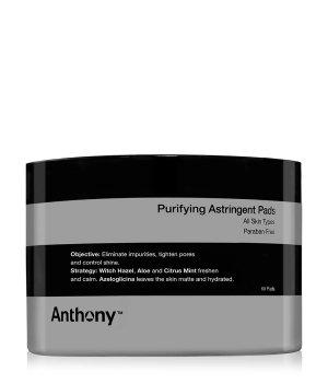 Anthony Purifying Astringent Pads  Reinigungspads für Herren