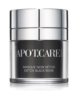 Apot.Care Detox Black Mask  Gesichtsmaske für Damen und Herren