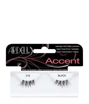 Ardell Accent Nr. 318 - Black Wimpern für Damen