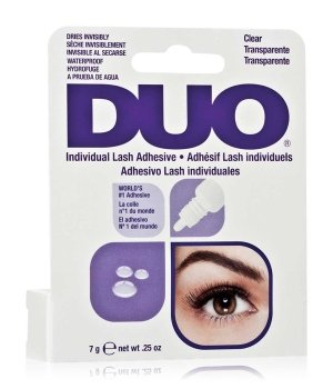 Ardell Duo Adhesive Individual Lash - Clear Wimpernkleber für Damen