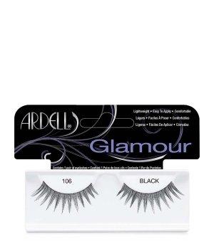 Ardell Glamour Nr. 106 - Black Wimpern für Damen