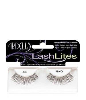 Ardell LashLites Nr. 332 - Black Wimpern für Damen