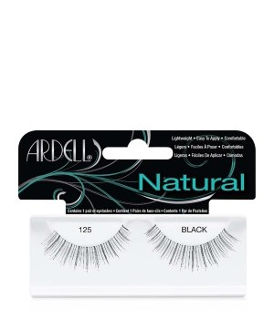 Ardell Natural Nr. 125 - Black Wimpern für Damen
