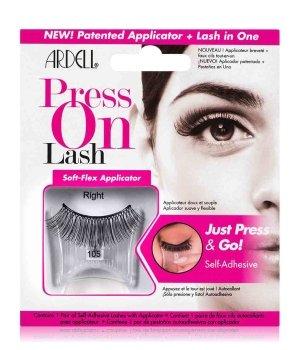 Ardell Press On Lash Nr. 105 - Black Wimpern für Damen