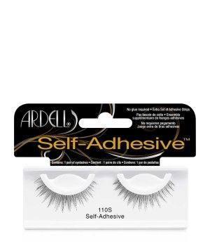 Ardell Self-Adhesive Nr. 110S - Black Wimpern für Damen