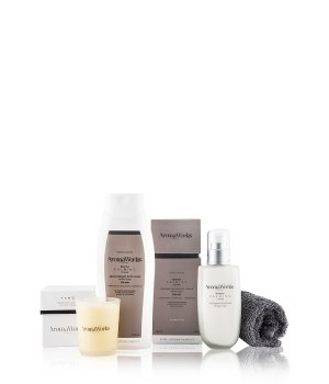 AromaWorks Calming Men's Indulgence Boxed Set Gesichtspflegeset