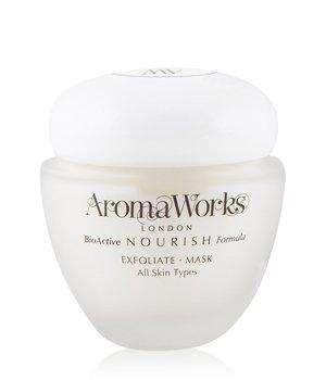 AromaWorks Nourish Face Exfoliate Mask Gesichtsmaske für Damen und Herren