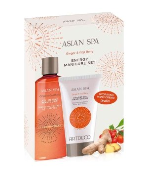 Artdeco Asian Spa New Energy Handpflegeset für Damen und Herren