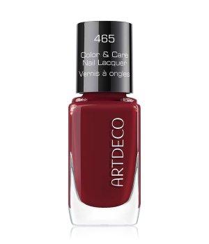 ARTDECO Color & Care  Nagellack  10 ml Nr. 465 - Beloved Burgundy