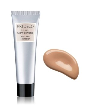ARTDECO Liquid Camouflage  Flüssige Foundation  25 ml Nr. 16 - Rosy Sand