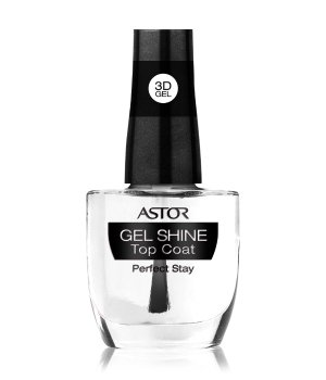 Astor Perfect Stay Gel Shine Top Coat Nagelüberlack für Damen