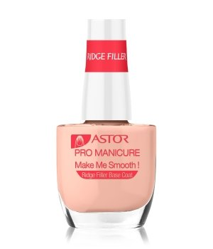 Astor Pro Manicure Ridge Filler Base Coat Nagelunterlack für Damen