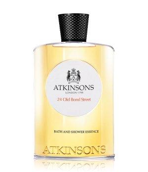 Atkinsons The Emblematic Collection 24 Old Bond Street Bath & Shower Essence Duschgel für Damen und Herren