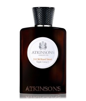 Atkinsons The Emblematic Collection 24 Old Bond Street Triple Extract Eau de Cologne für Damen und Herren