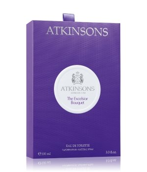 Atkinsons The Legendary Collection The Excelsior Bouquet Eau de Toilette für Damen und Herren