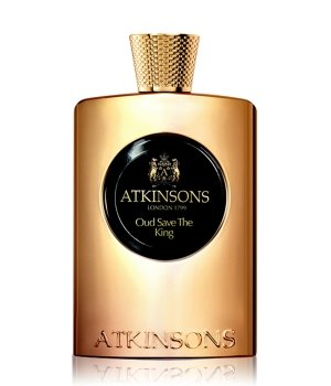 Atkinsons The Oud Collection Oud Save The King Eau de Parfum für Herren