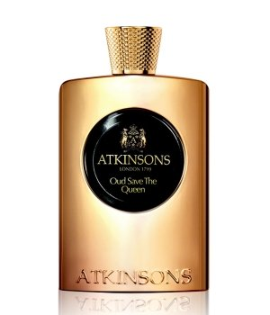 Atkinsons The Oud Collection Oud Save The Queen Eau de Parfum für Damen