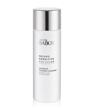 BABOR Doctor Babor Neuro Sensitive Cellular  Intensive Calming Cleanser Reinigungsmilch für Damen und Herren