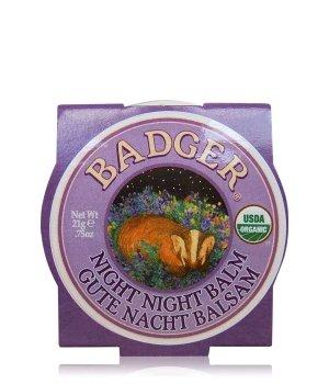 Badger Night Night Balm  Gesichtsbalsam für Damen und Herren