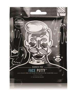 Barber Pro  Barber Pro Face Putty™ Black Peel-Off Mask (3 × 7 g) Maske 1.0 pieces