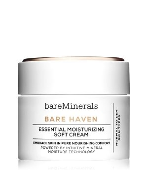 bareMinerals Bare Haven Essential Moisturizing Gesichtscreme für Damen