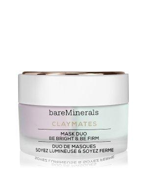 bareMinerals Claymates Duo Be Bright & Be Firm Gesichtsmaske für Damen