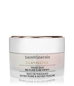 bareMinerals Claymates Duo Be Pure & Be Dewy Gesichtsmaske für Damen