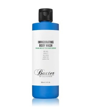 Baxter of California Invigorating Body Wash Italian Lime and Pomegranate Essence Duschgel für Herren