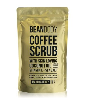 BEAN BODY Coffee Scrub Manuka Honey Körperpeeli...