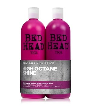 Bed Head by TIGI Recharge High Octane Shine Tween Duo Haarpflegeset für Damen und Herren