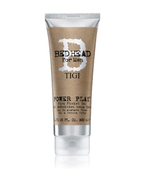 Bed Head For Men by TIGI Power Play Firm Finishing  Haargel für Herren