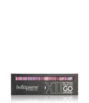 bellápierre 12 Eyeshadow Go Smokey Palette Lidschatten Palette für Damen