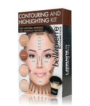 bellápierre Contour & Highlight Universal Gesicht Make-up Set für Damen