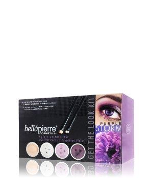 bellápierre Get the Look Kit Purple Storm Augen Make-up Set für Damen