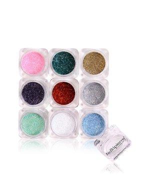 bellápierre Shimmer Powder 9 - Stack Glamourous Glitter Lidschatten Palette für Damen