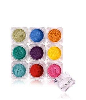 bellápierre Shimmer Powder 9 - Stack Iris Lidschatten Palette für Damen