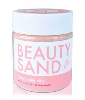 Beloved Beauty Beauty Sand French Pink Clay Gesichtsmaske