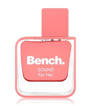 Bench Sound for Her Eau de Toilette für Damen