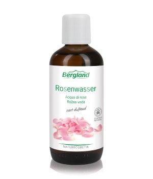 Bergland Aromapflege Rosenwasser Gesichtswasser für Damen