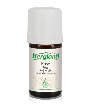 Bergland Aromatologie Echte Rose Duftöl für Damen und Herren