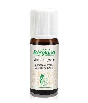 Bergland Aromatologie Limette-Ingwer Duftöl für Damen und Herren