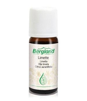 Bergland Aromatologie Limetten Duftöl für Damen und Herren