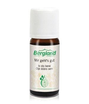 Bergland Aromatologie Mir geht's gut Duftöl für Damen und Herren