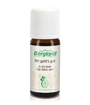 Bergland Aromatologie Mir geht's gut Duftöl für Damen