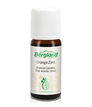 Bergland Aromatologie Orange-Zimt Duftöl für Damen und Herren