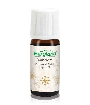 Bergland Aromatologie Weihnacht Duftöl für Damen und Herren