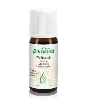 Bergland Aromatologie Weihrauch Duftöl für Damen und Herren
