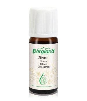 Bergland Aromatologie Zitrone Duftöl für Damen und Herren